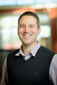 Christopher (Chris) Snow, Associate Professor in the Chemical and Biological Engineering department in the Walter Scott, Jr. College of Engineering, January 15, 2019
