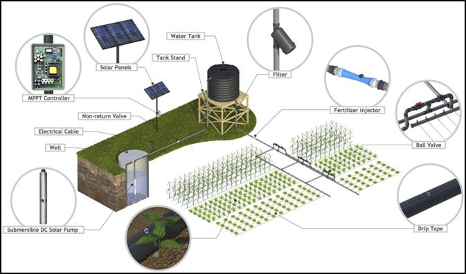 small prototype farm