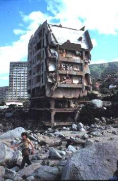 Destructive debris