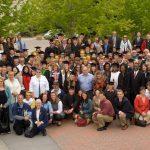 Graduation Picture Spring 2008