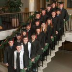 Graduation Picture Fall 2009