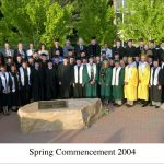 Graduation Picture Spring 2004