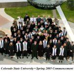Graduation Picture Spring 2005