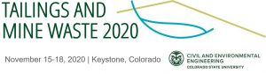 Tailings and Mine Waste 2020