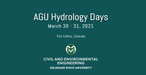 AGU Hydrology Days