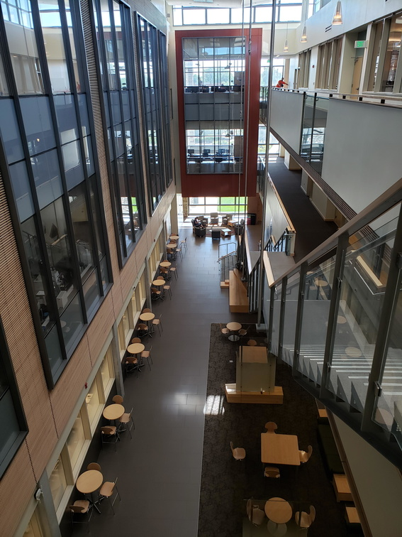 Image of the Scott Bioengineering building