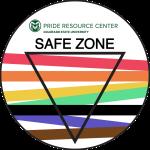 Pride SafeZone sticker