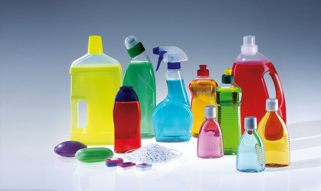 Clariant cleaning products