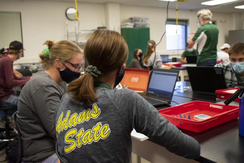 Adams State Lab Fall 2021
