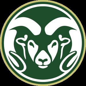 Colorado State University Rams Head logo