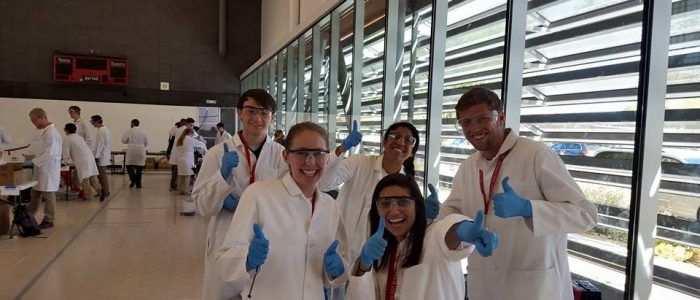 ChemE Team Coats