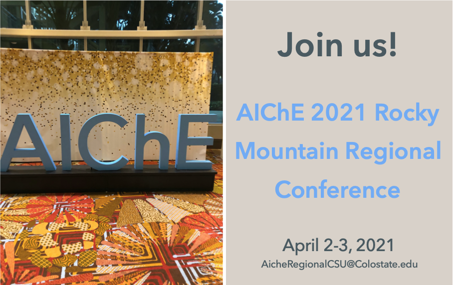AIChE Flyer Photo