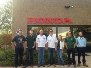 Honda Tour