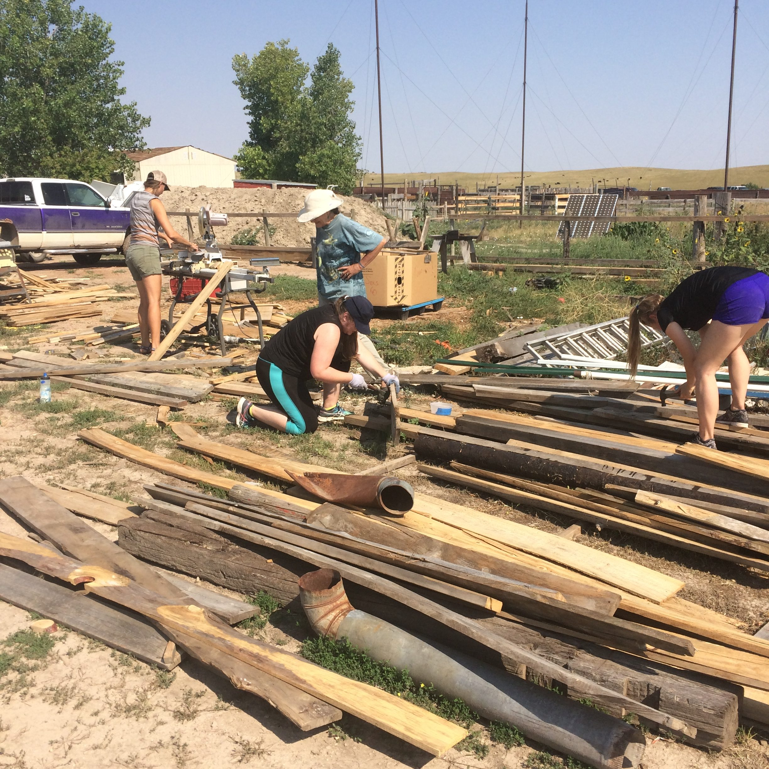 Pine Ridge Indian Reservation Sd Engineers Without Borders
