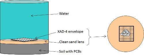 persistent chemicals diagram
