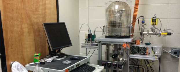 Sputter deposition system for CdZnTe and MgZnO study