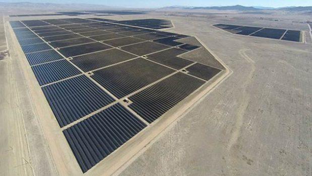 550 MW CdTe Solar Field, Topaz CA