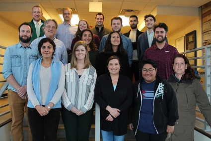 Photo of CCH 2019 research group