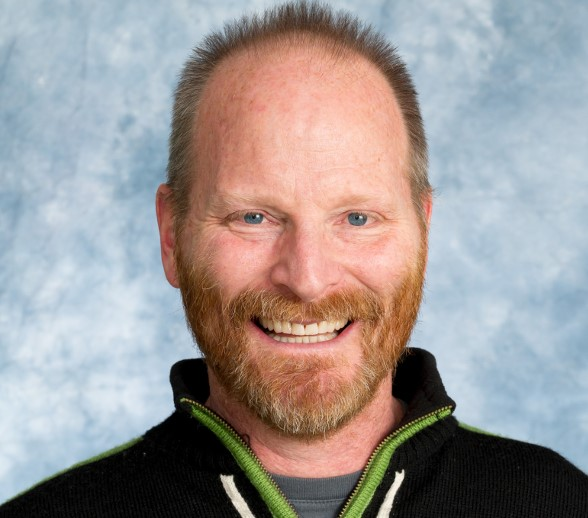 Indoor Portrait of Steve Simske