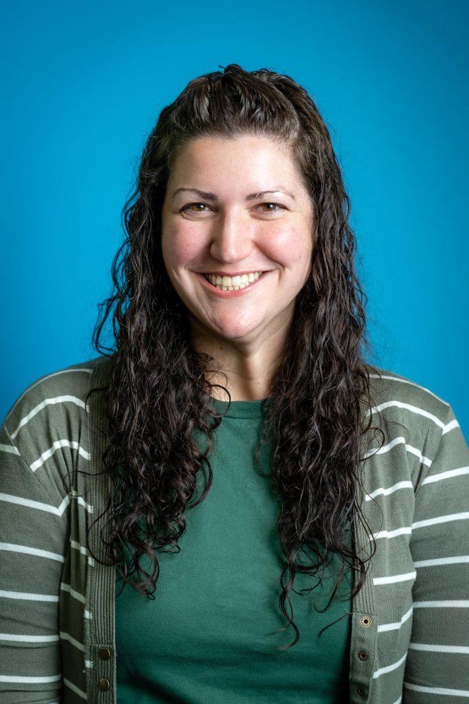 Erika Miller, Assistant Professor in the Systems Engineering department in the Walter Scott, Jr. College of Engineering, December 17, 2020.