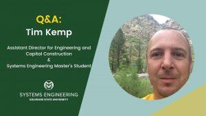 Q&A Tim Kemp