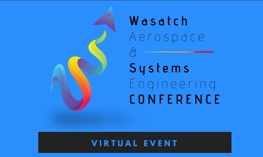 Flyer for Wasatch Aerospace & Systems Engineering Conference