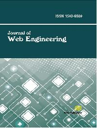 Cover of Journal of Web Engineering