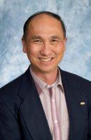 Indoor portrait of Edwin Chong