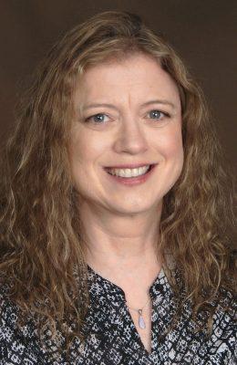 Indoor Portrait of Marie Vans