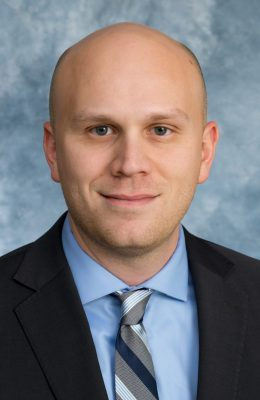 Daniel Herber, Assistant Professor of Systems Engineering, Walter Scott Jr. College of Engineering, Colorado State University, November 4, 2019