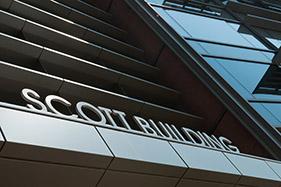 Scott Bioengineering Building Exterior