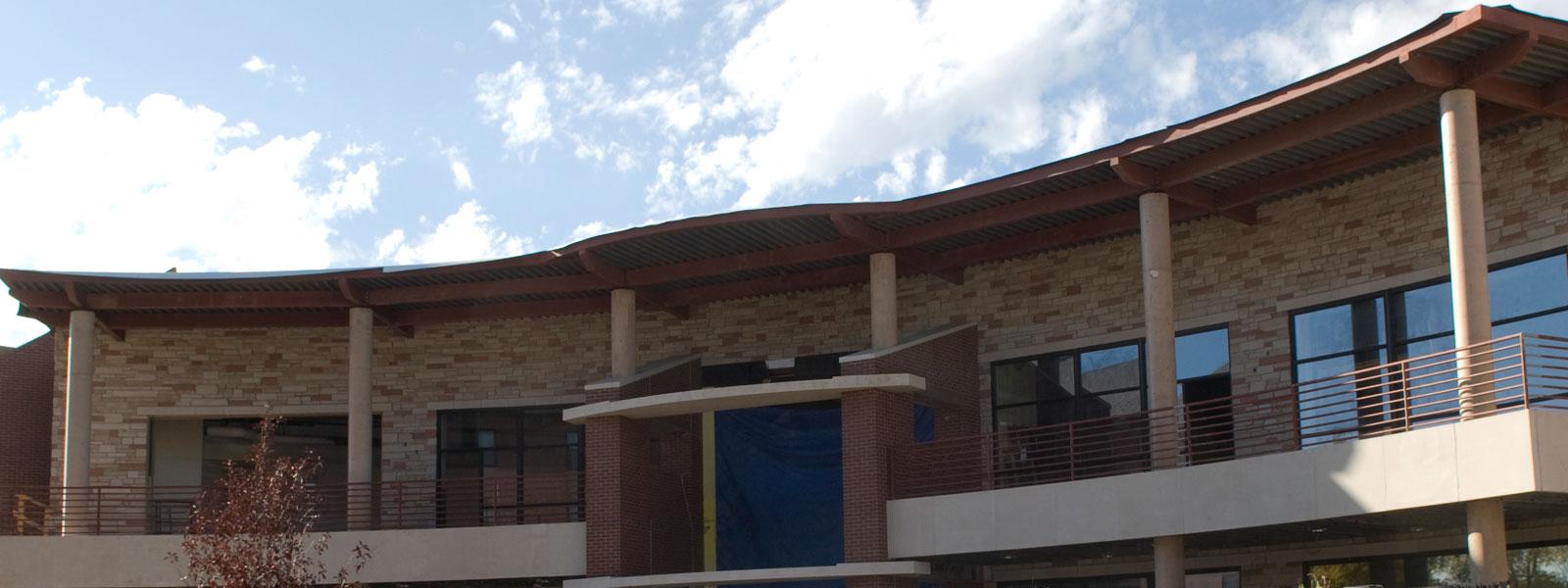 Academic Village Exterior