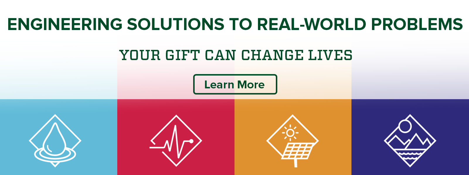Engineering Solutions to Real-World Problems: Your Gift Can Change Lives