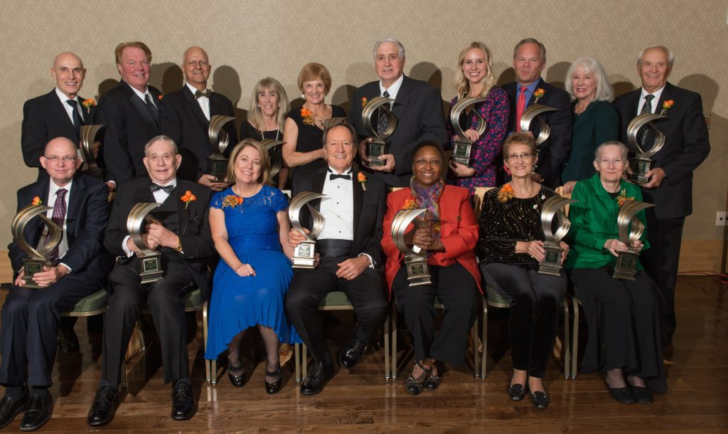 The 2015 Distinguished Alumni Awards at Colorado State University