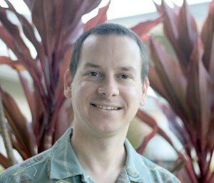 CSU Researcher Michael Bell