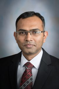 Arun Kota, Assistant Professor of Mechanical Engineering, Colorado State University, April 5, 2018