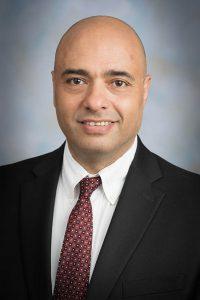 Hussam Mahmoud, associate professor, Civil and Environmental Engineering