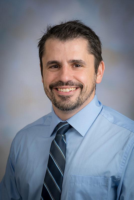 David Bark, PhD