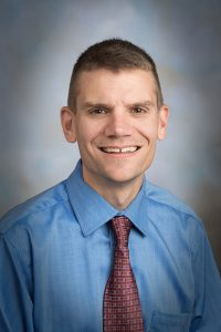 Matt Kipper, professor of chemical and biological engineering at Colorado State University