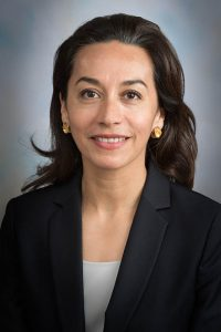 Margarita Herrera-Alonso, associate professor, Department of Chemical and Biological Engineering and School of Advanced Materials Discovery