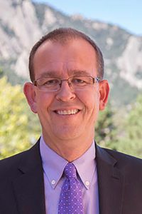 James Hurrell, Department of Atmospheric Science; Walter Scott, Jr. Presidential Chair in Environmental Science and Engineering