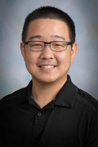 Ryan Gary Kim, assistant professor, Department of Electrical and Computer Engineering