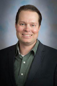 Kirk McGilvray, assistant professor, Department of Mechanical Engineering; Associate Director, Orthopaedic Bioengineering Research Laboratory