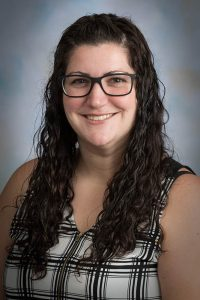 Erika Miller, assistant professor, Department of Mechanical Engineering and Systems Engineering