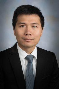 Joshua Chan, assistant professor, Department of Chemical and Biological Engineering; CSU Microbiome Network