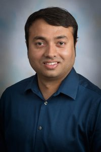 Soham Ghosh, assistant professor, Department of Mechanical Engineering; core faculty member, C. Wayne McIlwraith Translational Medicine Institute