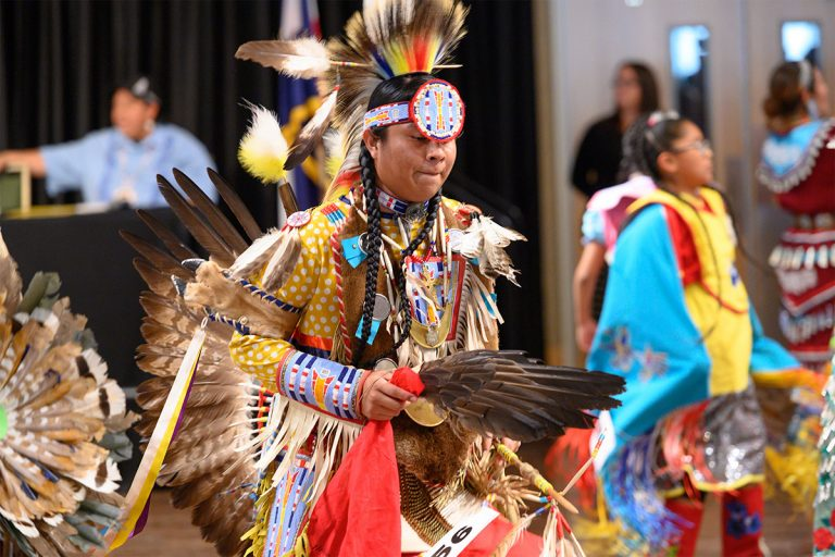 The Native American Cultural Center is hosting more than 10 events for Native American Heritage Month, including the 37th annual AISES Pow Wow