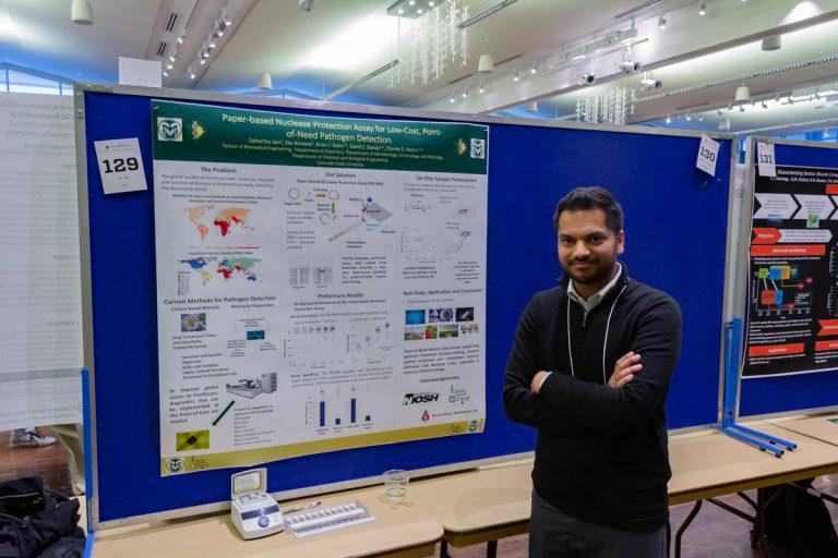 Sid Jain – School of Biomedical Engineering