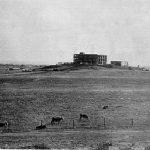 Foothills campus 1967