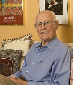 Maurice Albertson, CSU professor of civil engineering